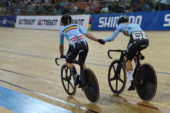 Belgen gaan op EK baanwielrennen in Berlijn op zoek naar medailles