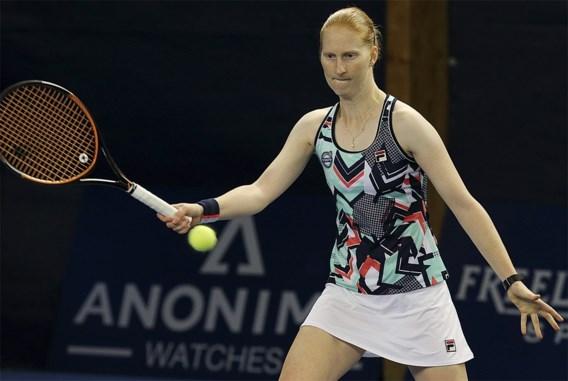 Alison Van Uytvanck treft olympisch kampioene in tweede ronde Luxemburg
