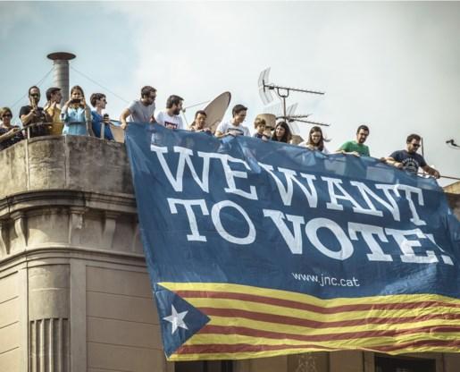 Spaanse rechtbank schorst zitting Catalaans parlement
