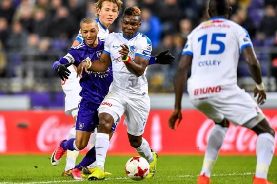 Anderlecht lijdt tegen Genk al derde nederlaag van het seizoen