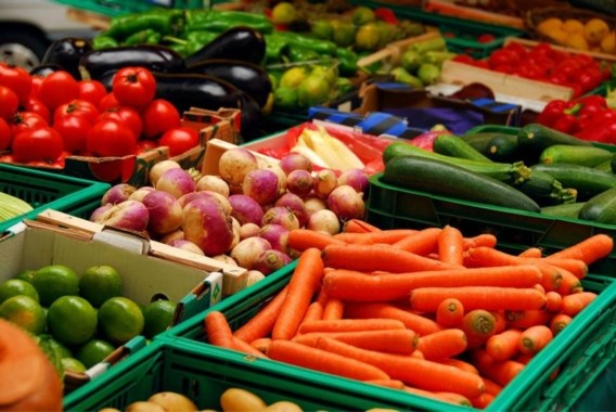 Belg koopt voeding weer meer lokaal
