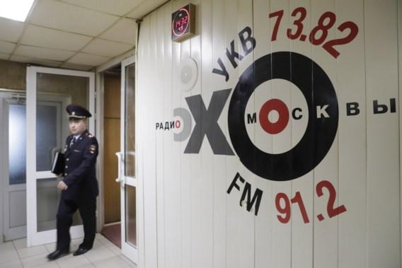 Russische journaliste neergestoken