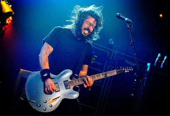 Foo Fighters komen naar het Sportpaleis