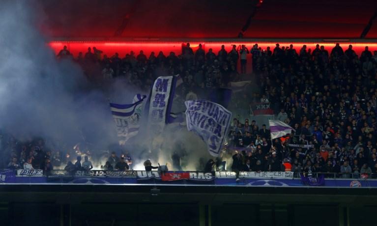 Anderlecht krijgt boete in Champions League, ook Celtic wordt bestraft