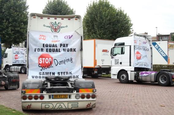 Oost en west blijven kibbelen over Europese regels tegen sociale dumping