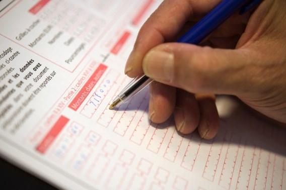 200.000 Belgen moeten belastingbrief nog invullen
