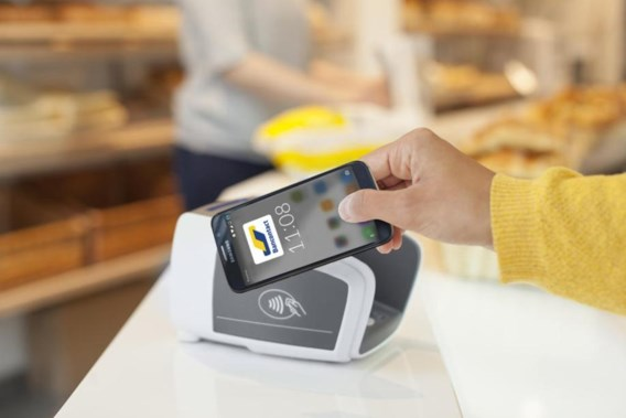 Bancontact maakt contactloos betalen mogelijk via je smartphone