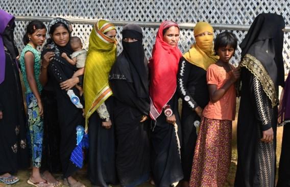 Hulpverleners getuigen over misbruikte Rohingya-meisjes