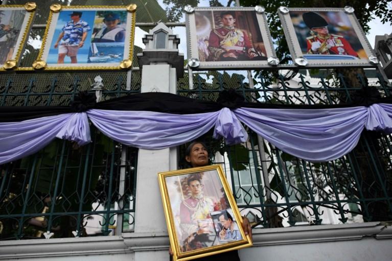 Vijfdaagse crematieceremonie Thaise koning Bhumibol begonnen