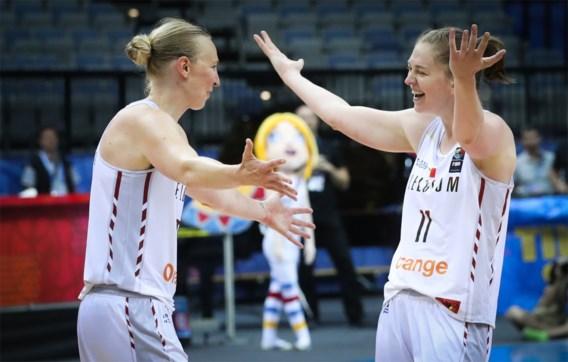 Emma Meesseman en Ann Wauters in preselectie Belgian Cats voor EK basketbal 2019