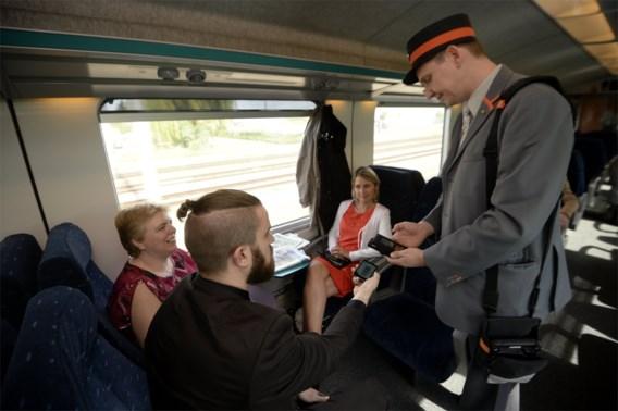 Zwartrijden op de trein hoeft zelfs geen boete te kosten