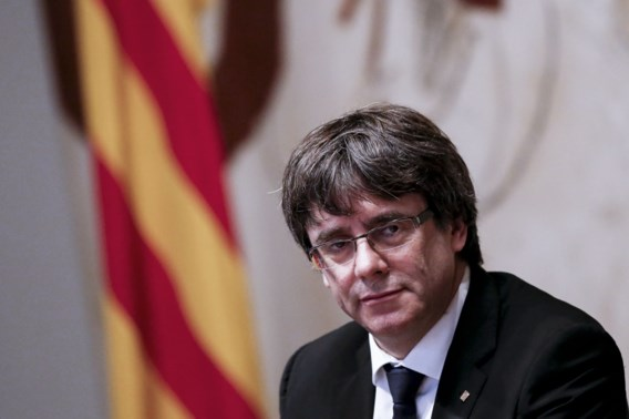 Puigdemont reist niet naar Madrid voor toespraak in Senaat