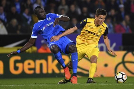 Leider Club Brugge verliest tegen herboren Racing Genk