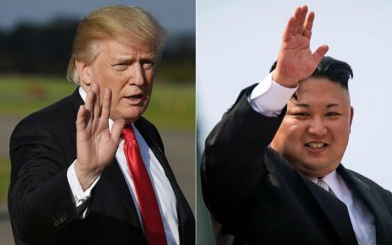 Trump noemt onderhandelen met Noord-Korea tijdverlies