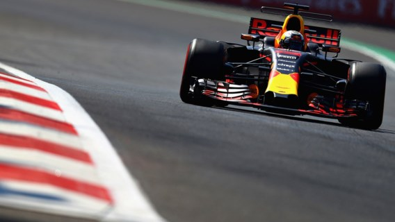 Vandoorne na nieuwe problemen vijftiende in Mexico, Ricciardo snelste