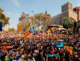 Puigdemont: 'Catalonië blijft land van vrijheid'