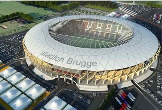 Goed nieuws voor Club Brugge: Vlaamse regering keurt ruimtelijk plan rond nieuw stadion goed