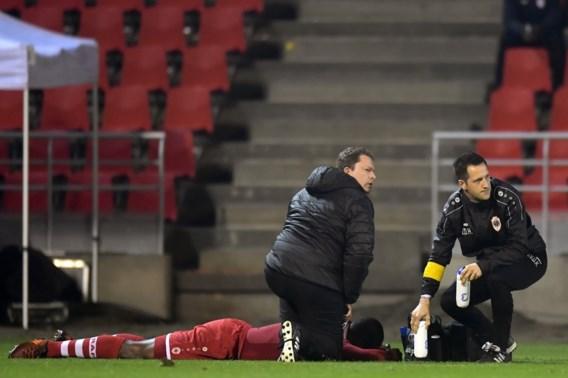 Pech blijft Obbi Oulare achtervolgen: Antwerp-spits opnieuw lange tijd out