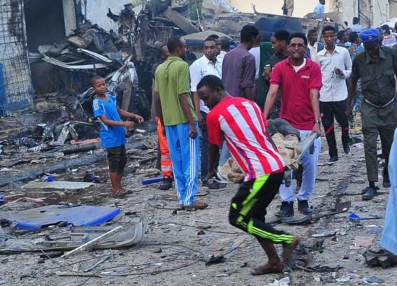 Zeker veertien doden na explosie in Mogadishu