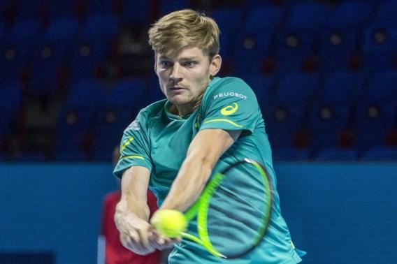 David Goffin opnieuw stapje dichter bij Masters, nu wacht match tegen thuisspeler Federer