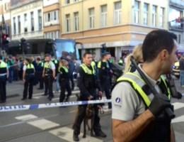 Zware vechtpartij in Antwerpen