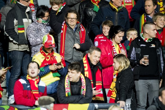 KV Oostende ondanks bewogen week af van laatste plaats