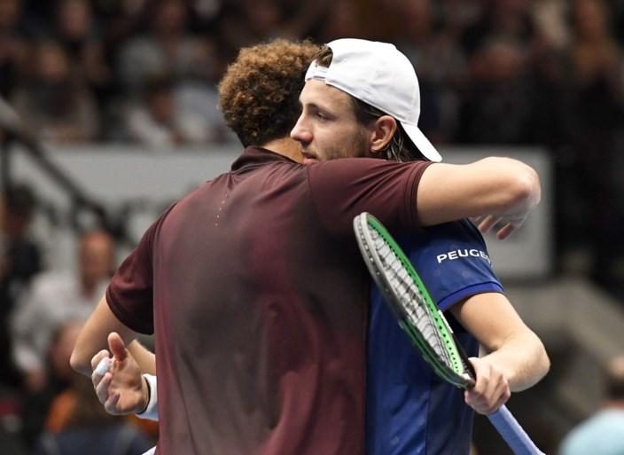 Pouille klopt Tsonga in Frans onderonsje in finale ATP Wenen