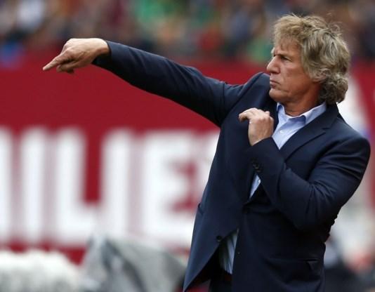 Gertjan Verbeek trainer en technisch manager FC Twente