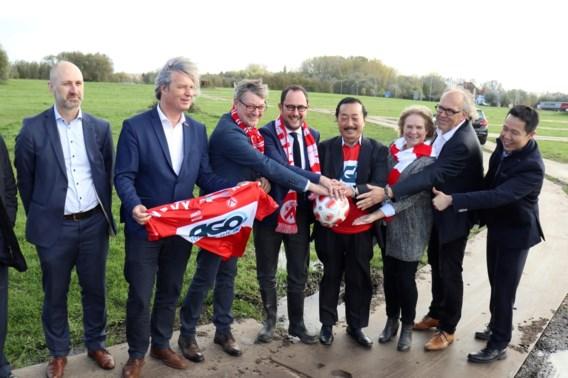 KV Kortrijk krijgt site aangewezen voor nieuwe stadion