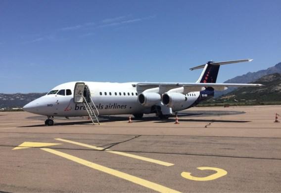 Brussels Airlines neemt afscheid van jet waar het allemaal mee begon