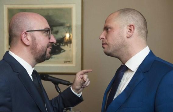 Charles Michel aan Francken: 'Geen olie op het vuur gooien'