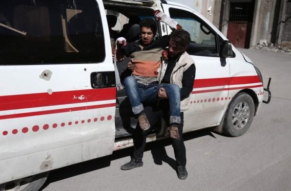 Tientallen doden bij bloedige eindstrijd in Oost-Syrië