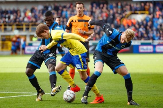 Club Brugge tankt vertrouwen met ruime zege in topper tegen STVV