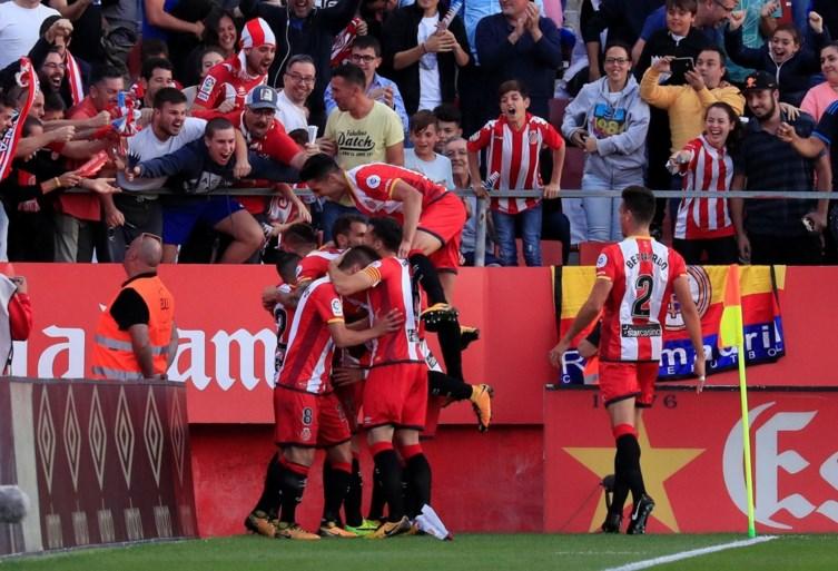 De wraak van Catalonië op Madrid: Real gaat pijnlijk onderuit bij laagvlieger Girona
