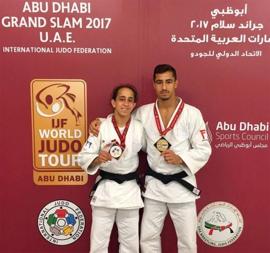Geen volkslied voor Israëlische judoka na winst in Abu Dhabi