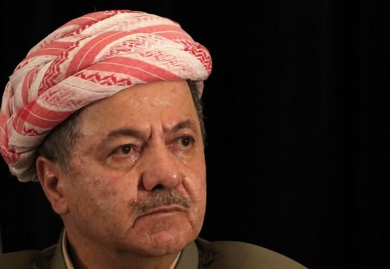 Koerdische president houdt het voor bekeken
