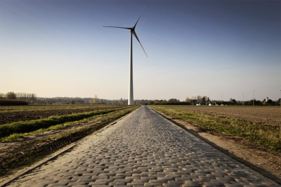 Betalen om windenergie te fabriceren