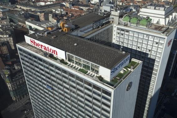 Brusselse Sheraton Hotel krijgt nieuwe naam