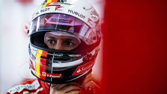 Sebastian Vettel in Mexico verkozen tot 'Driver of the Day'