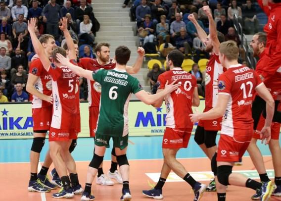 Belgische volleybalbond keurt vernieuwde play-offs goed
