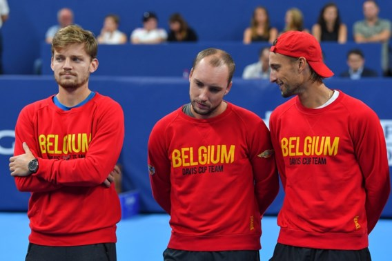 Belgische mannen ontvangen Hongarije in Luik in eerste ronde Davis Cup