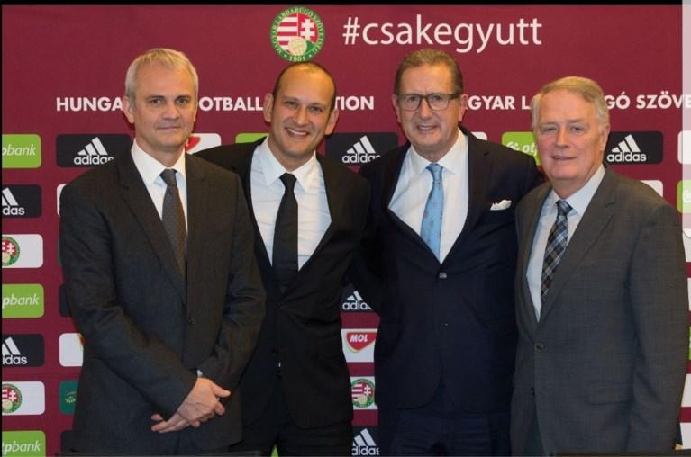 """Georges Leekens voorgesteld als bondscoach van Hongarije: """"WK 2022 is het doel"""""""