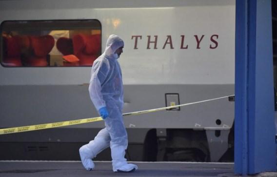 Vier arrestaties in onderzoek mislukte aanslag op Thalys-trein