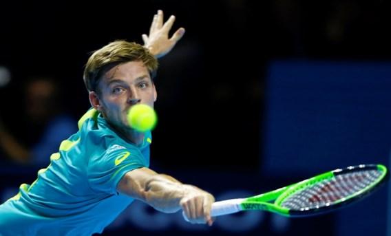 David Goffin kansloos onderuit tegen topfavoriet Federer in Bazel