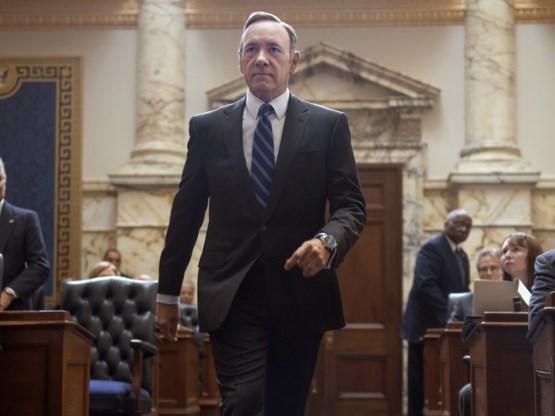 Netflix beëindigt 'House of Cards'