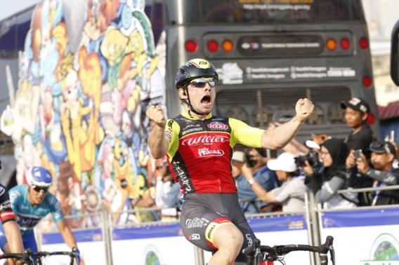 Jakub Mareczko wint derde etappe in Ronde van Hainan