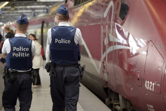 Twee aanhoudingen in onderzoek aanslag Thalys