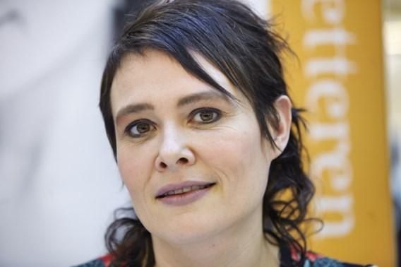 Griet Op de Beeck: 'Er staan géén dt-fouten in mijn boek'