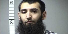 Dader aanslag New York officieel aangeklaagd, FBI niet meer op zoek naar tweede Oezbeek