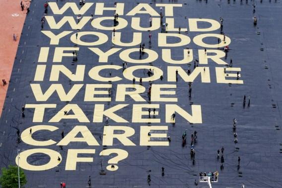 Belg ziet basisinkomen wel zitten
